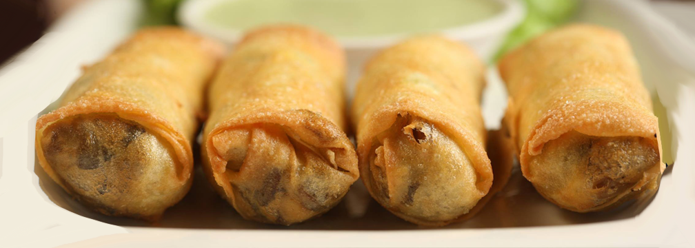 Pork Egg Roll (2pcs)