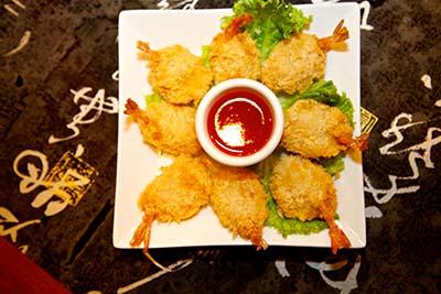 Fried Shrimp (8pcs)