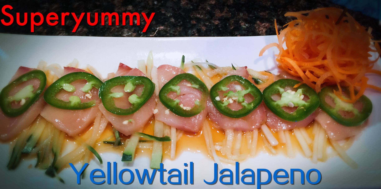 Yellowtail Jalapeno 🌶